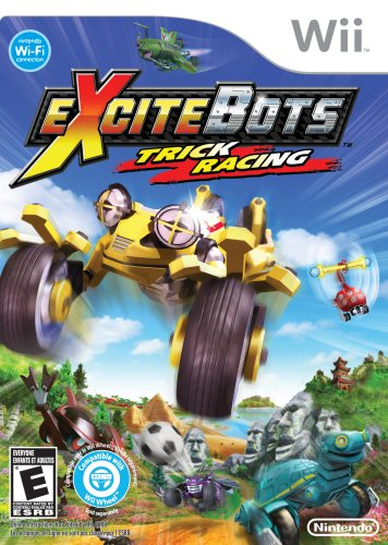 [ExciteBots: Trick Racing - Nintendo Wii (Game Only)] (Animals That Begin With S)
