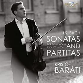 Partita No. 2 in D Minor, BWV 1004: III. Sarabanda