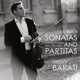 Sonata No. 1 in G Minor, BWV 1001: II. Fuga: Allegro