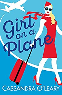 Girl On A Plane: A Sexy, Sassy, Summer Read by Cassandra O'Leary ebook deal