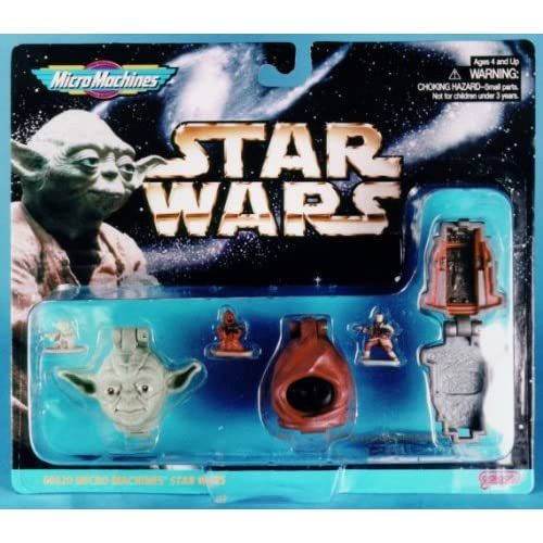 Star Wars Micro Machines III Toys & Games