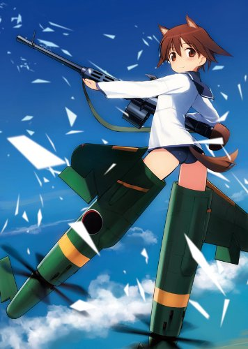 島田フミカネ ART WORKS OF STRIKE WITCHES
