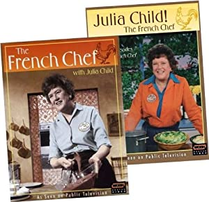 The french chef a julia child dvd collection 6 discs movies tv - Julia child tv show ...