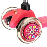 Micro Scooter Wheel Whizzers - Neon Dot (For Mini & Maxi Scooters)