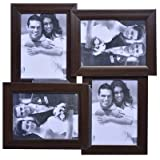 OM Arts Wooden Collage Photo Frame Sweet Long Lasting Memories (23 Cm X 24 Cm X 2.5 Cm, 123746)
