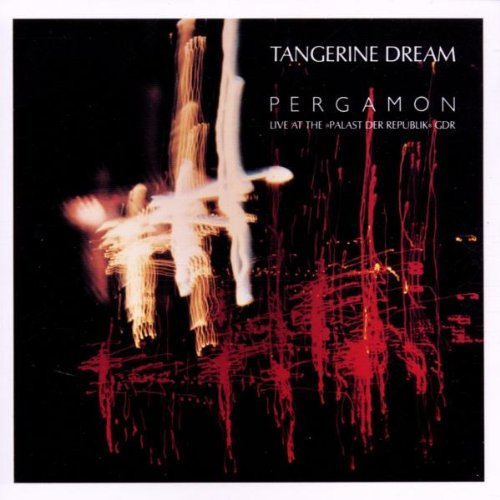 Tangerine Dream - Pergamon - Live at the