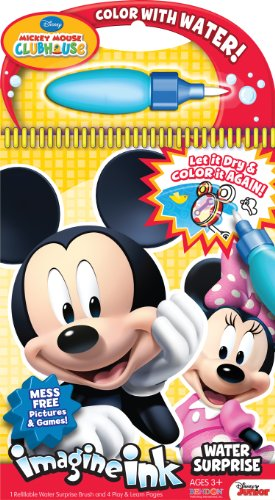 Bendon Publishing Disney Mickey Mouse Clubhouse Agua Surprise libro
