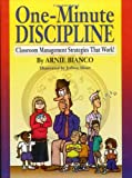 img - for One-Minute Discipline Classroom Management Strategies That Work (Paperback, 2002) book / textbook / text book