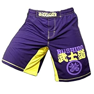 Scramble Bushido Athletics MMA Shorts
