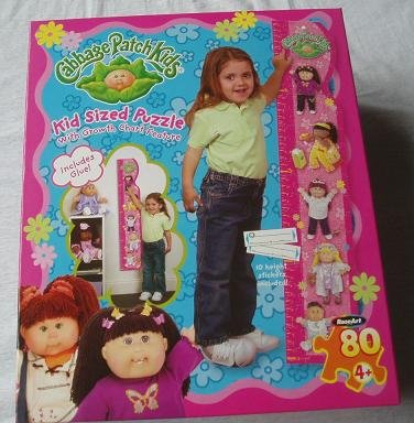 CABBAGE PATCH KIDS Kid Size Puzzle - 1