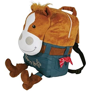 Laid Back Kids Harry Hoofs Snuggle Backpack