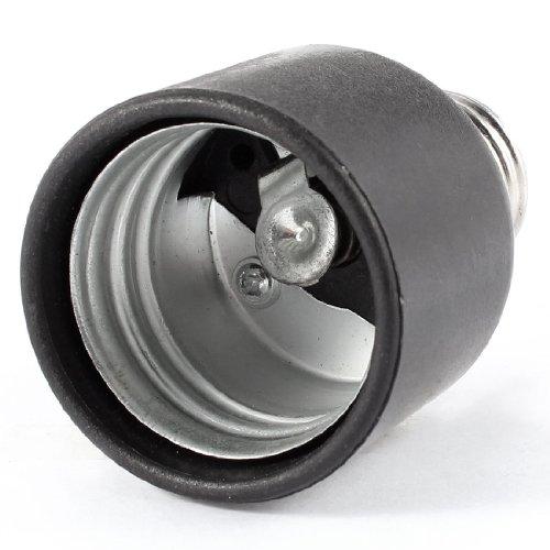 Male E27 Screw Base To Female E40 Socket Bulb Light Adapter Converter