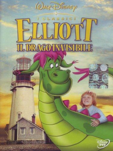 elliott-il-drago-invisibile-import-anglais