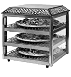 Fusion Pizza & Snack 3 Shelf Heated Merchandiser