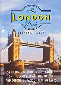 Neil Macleod Prints and Enterprises Ltd London Playing Cards