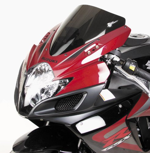 Zero Gravity SR Series Windscreen for 2006-2009 Yamaha FZ1 fxcnc motorcycle steering damper stabilizer mounting brackets kits for yamaha fz1 fazer 2006 2015 2012 2013 2014 for yamaha