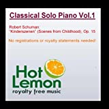 Classical Solo Piano Vol.1