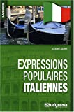 Expressions populaires italiennes