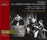 ニコライ:「ウインザーの陽気な女房たち」 (Nicolai : Die Lustigen Weiber von Windsor / Hans Knappertsbusch) (2CD)