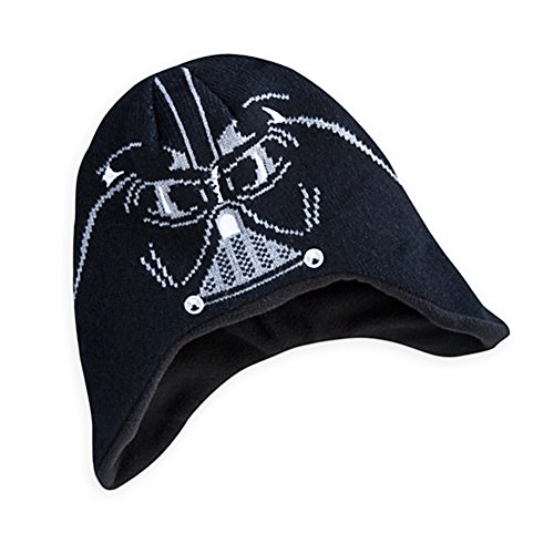 Star Wars The Darth Vader Beanie Knit Hat Little Boys' XS/S