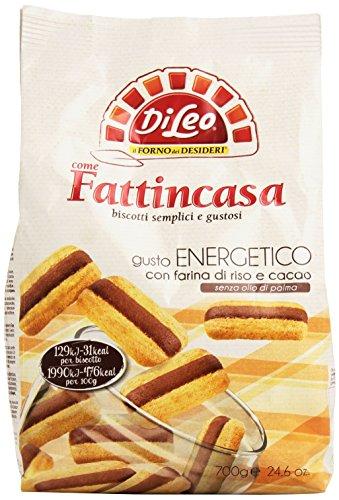 Di Leo Biscotti Fattincasa Energetici Gr.700