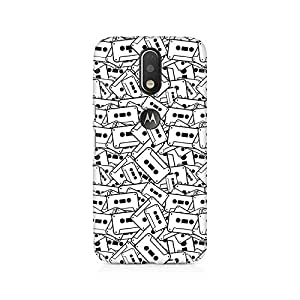 Mobicture Premium Printed Back Case Cover With Full protection For Motorola Moto G4::Motorola Moto G4 Plus
