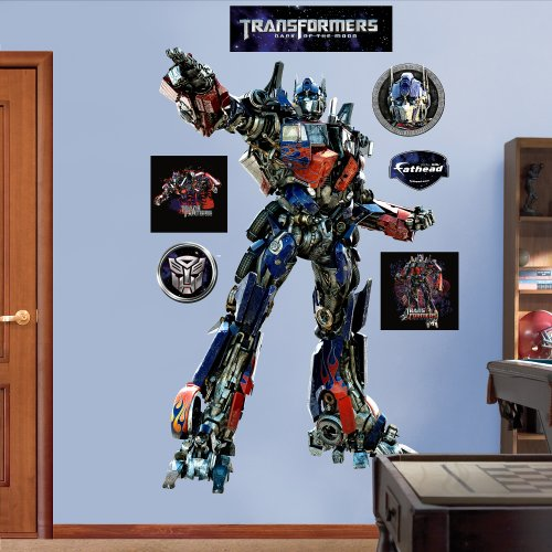 FATHEAD Optimus Prime Graphic Wall Décor