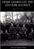 War Office Home Guard List 1941: London District