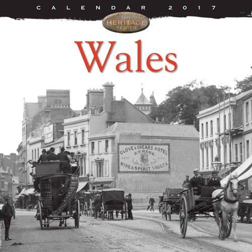 Wales Wall Calendar 2017