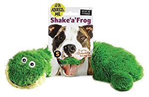 Sharples N Grant Shake 'a' Frog, Small