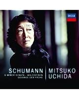 Schumann : G minor Sonata, Waldszenen, Gesange der Frühe