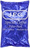 JFG Coffee Filter Packs, 42-Count, 1.5 oz.