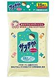 Amazon.co.jpアース製薬 サラテクトティッシュ 15枚入