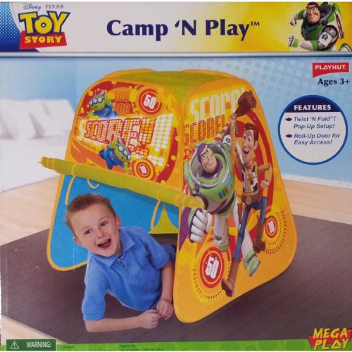 Toy Story Play Tent front-122721