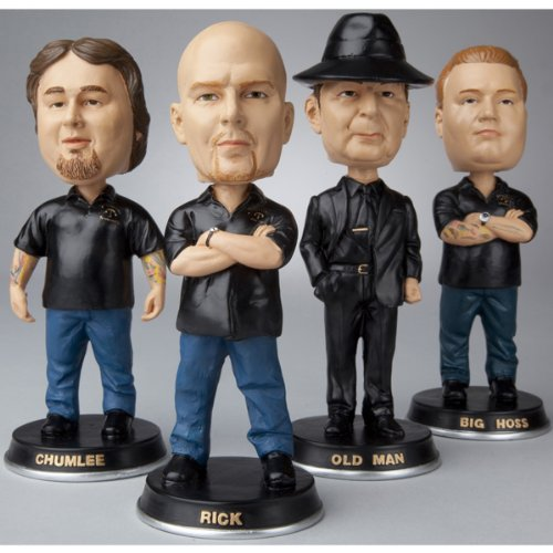 Check Out Pawn Stars Set of 4 Bobbleheads « BobbleHeadFigures
