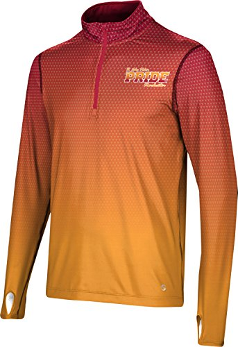 ProSphere Men's St. John Fisher Community College Zoom Half Zip Long Sleeve (St John Fisher compare prices)