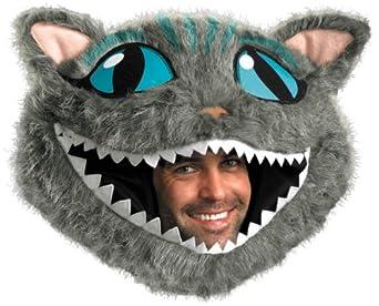 Cheshire Cat Mask Headpiece
