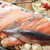 北海道名物★脂がのった秋鮭が最高!【ちゃんちゃん焼きセット】 (秋鮭、するめいか、ボイル北寄貝、ボイル帆立、特製みそだれ)箱