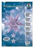 URSUS 34670000Modena Estrella Stars, 230g, schreibwaren, DIN A4, lavanda