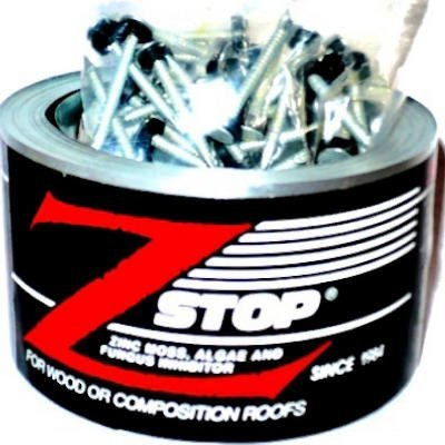 50' Roll Z-Stop/Nails