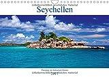 Seychellen - Paradies im Indischen Ozean (Wandkalender 2017 DIN A4 quer): Auf den Seychellen erfüllt sich der romantische Traum vom unberührten ... (Monatskalender, 14 Seiten ) (CALVENDO Orte)