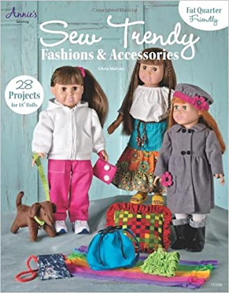 Sew Trendy Fashions & Accessories written by Chris Malone