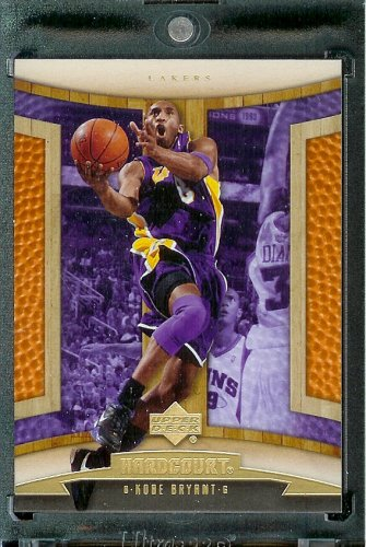 2006-07 Upper Deck Hardcourt #45 Kobe Bryant Los Angeles Lakers Basketball Card - Mint Condition - In Protective Display Case - Buy 2006-07 Upper Deck Hardcourt #45 Kobe Bryant Los Angeles Lakers Basketball Card - Mint Condition - In Protective Display Case - Purchase 2006-07 Upper Deck Hardcourt #45 Kobe Bryant Los Angeles Lakers Basketball Card - Mint Condition - In Protective Display Case (Upper Deck, Toys & Games,Categories,Games,Card Games,Collectible Trading Card Games)