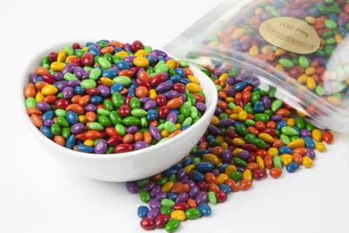 Assorted Chocolate Covered Sunflower Seeds (1 Pound Bag)