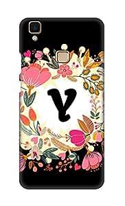 SWAG my CASE Printed Back Cover for VIVO V3