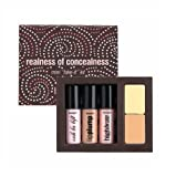 BENEFIT COSMETICS Realness Of Concealness Mirrored Portable MINI
