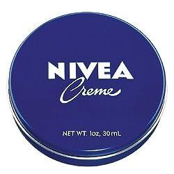 Nivea Creme Travel Sized Tin 1 Oz (30 Ml) Pack Of 2