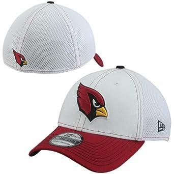 NFL Arizona Cardinals Blitz Neo 39Thirty Flex Fit Cap by New Era