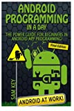 img - for Android Programming In a Day!: The Power Guide for Beginners In Android App Programming book / textbook / text book