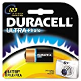 Duracell Products - Duracell - Ultra High Power Lithium Battery 123 3V - Sold As 1 Each - Latest Advance In Primary...